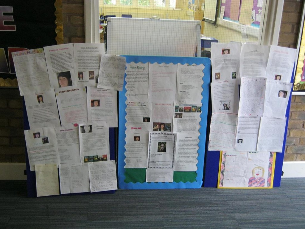 Watlington Primary's detective work