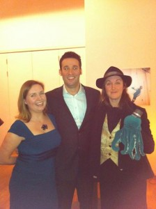 Me with Anne Perry and Jared Shurin