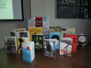 UKLA - shortlisted books
