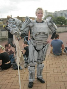 LFCC - woman in white armour-small