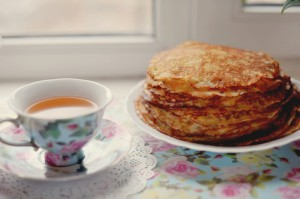 http://www.dreamstime.com/stock-images-cup-tea-pancakes-image29191614