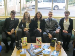 Ashford School Sixth Form Literary Society-small