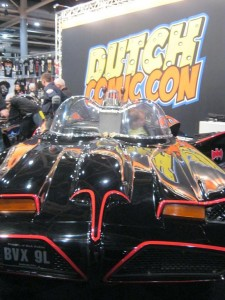 Also the Batmobile