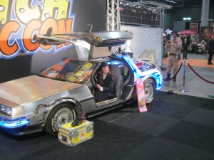DCC - delorean with me