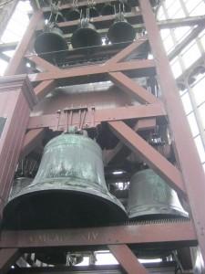 Utrecht - Dom Tower - big carillon-small