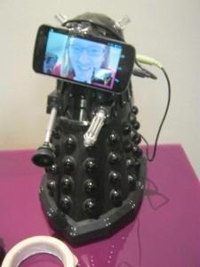 Eastercon - telepresence dalek2-small