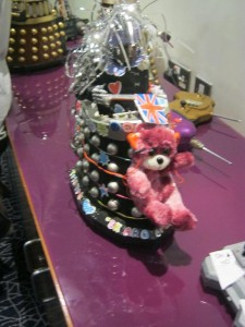 Eastercon - winning dalek-small